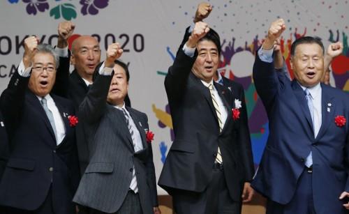 2020 Summer Olympics โดราเอมอน รับหน้าที่เป็นทูตเสนอขอจัดโอลิมปิคที่ญี่ปุ่น