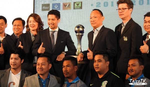 Singha Football League 2015 -2016