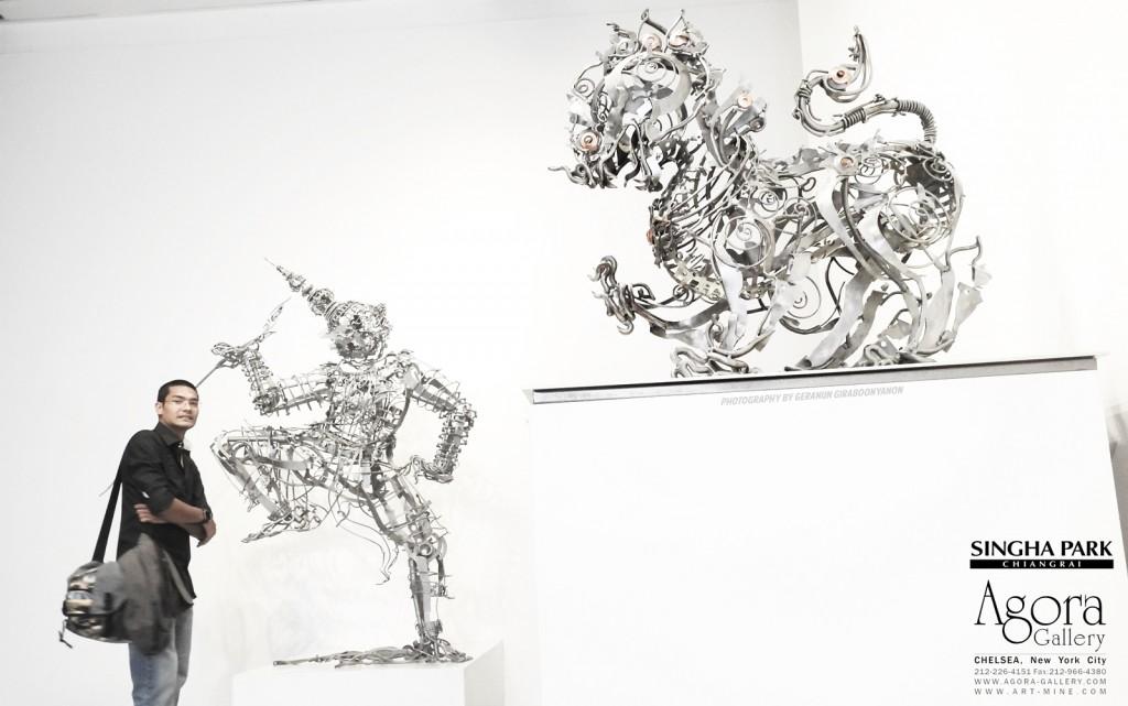 Agora Gallery & Singha Park