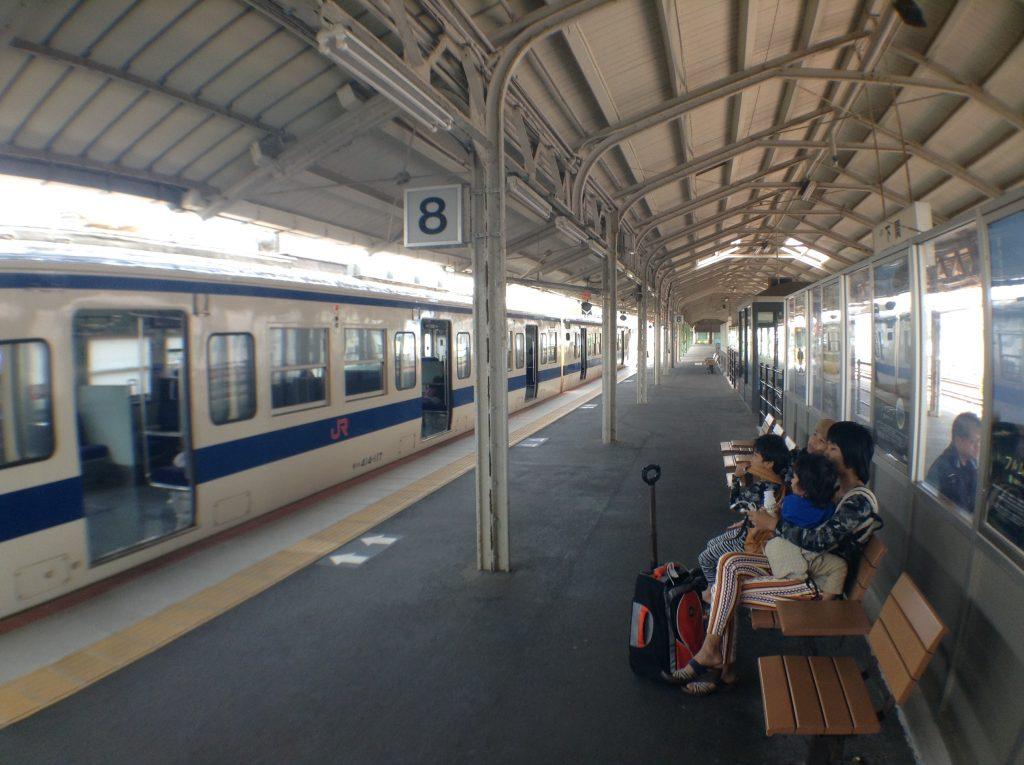 Shimonoseki station
